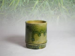 Bamboo Motif series  Cups, etc.: 愚陶庵が手掛けたです。,