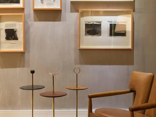 Oficinas y bibliotecas de estilo moderno de daniela andrade arquitetura Moderno