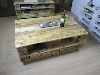 Woodupcycling SoggiornoTavolini