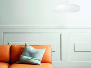 Rossini Illuminazione Living roomLighting Glass White