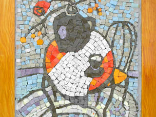 Мозаичная картина «Капучино»:  в . Автор – Мастерская художественной мозаики 'SMALTO'