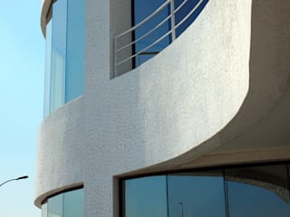 Clear Pet Trencadis Innovacion SL Casas de estilo minimalista Cerámico Blanco