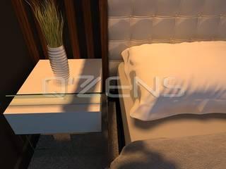 Meva Otel Erzincan Modern Oteller QZENS MOBİLYA Modern