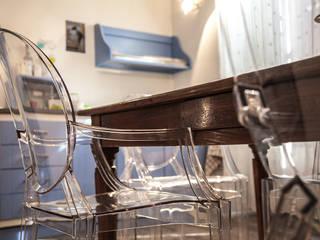 Casa Privata 2008 - Roma San Giovanni Sala da pranzo in stile classico di Mostarda Design Classico