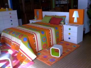 Anbientes Modern style bedroom by Candicova Indústria de Candeeiros e Abat-jours Lda. Modern