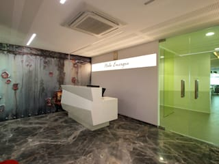 Halo Enerie Office by NA ARCHITECTS 모던