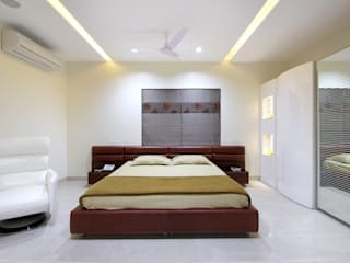 Bedroom by NA ARCHITECTS