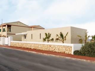 PROYECTO 1: Casas de estilo  de iibbarquitectes