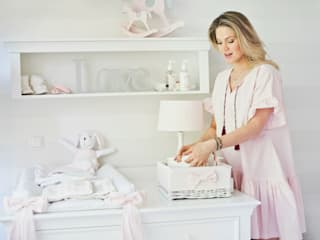 Caramella ห้องนอนเด็กที่เก็บของ Pink