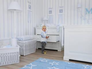 Caramella ห้องนอนเด็กตู้เสื้อผ้า Blue