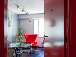 Comedores modernos de Tria Arquitetura Moderno