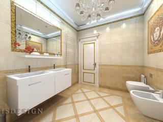 ISDesign group s.r.o. Classic style bathroom