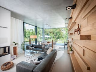 Sehw Architektur Modern living room