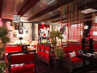 """ресторан """" YAKUZA"""": Ресторации в . Автор – SKILL,"""