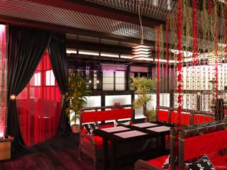 """ресторан """" YAKUZA"""" от SKILL Азиатский"""