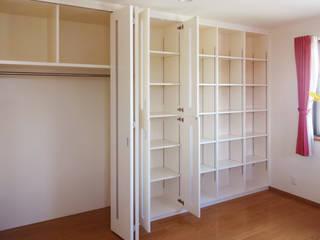 リフォーム2 家具デザイン モダンデザインの 子供部屋 の 吉田設計+アトリエアジュール モダン