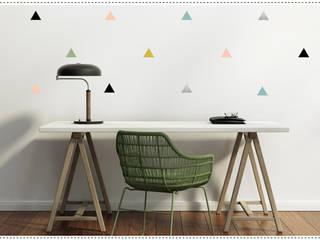 Stickers Triangle:  de style  par La Fée m'a dit