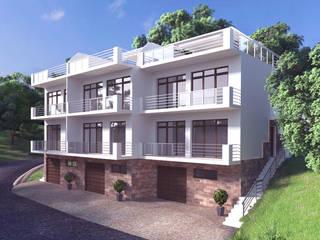 Дом в Кастрополе: Дома в . Автор – Архитектурная компания МАСТЕР,