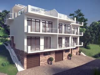 Дом в Кастрополе: Дома в . Автор – Архитектурная компания МАСТЕР