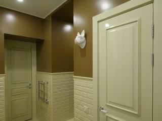Fusion style flat Baños de estilo clásico de Alexander Krivov Clásico