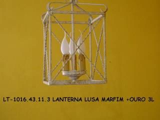 Lanternas Rusticas por Candicova Indústria de Candeeiros e Abat-jours Lda.