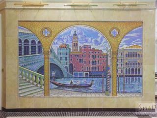 «Венеция» от Мастерская художественной мозаики 'SMALTO' Колониальный
