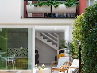 Maisons minimalistes par Maurizio Giovannoni Studio Minimaliste