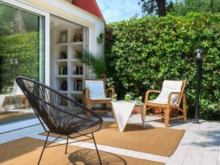Maurizio Giovannoni Studio Minimalist style garden