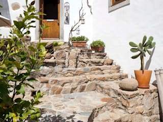 Rustieke huizen van pedro quintela studio Rustiek & Brocante Steen
