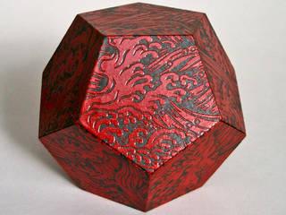 Dodécaèdre par Paperworks Asiatique