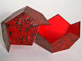 Dodécaèdre:  de style  par Paperworks