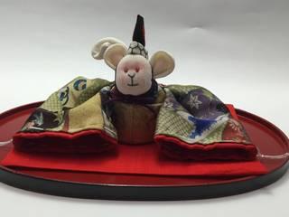 干支人形 申(さる): 古裂工房 うさぎが手掛けたクラシックです。,クラシック
