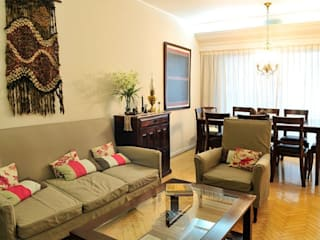 CAPITAL V Klassische Wohnzimmer von Radrizzani Rioja Arquitectos Klassisch