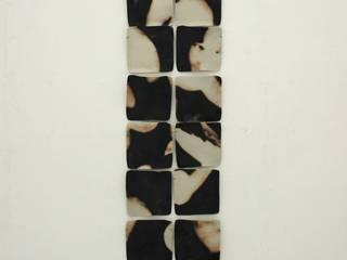 Solo exhibition-Picnic of The Summer Moon-(KANEKO ART TOKYO/Tokyo): Ricca OKANOが手掛けた現代のです。,モダン