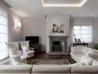 Klassische Wohnzimmer von Melissa Giacchi Architetto d'Interni Klassisch
