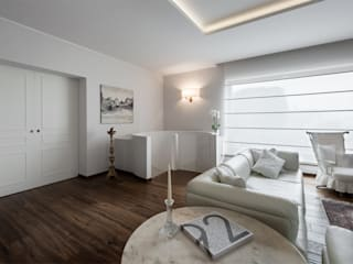 Salas de estar  por Melissa Giacchi Architetto d'Interni