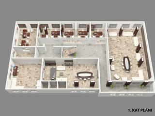 piramit3d – mardin yeşilli belediyesi hizmet binası:  tarz