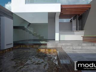 Palapa Sosa Locaciones para eventos de estilo moderno de Modulor Arquitectura Moderno