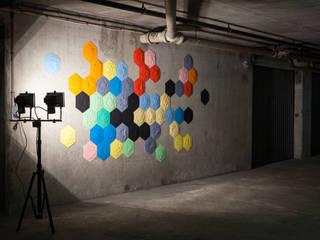 Décor Mural RAINBOW (vendu par lot de 10 pièces) - ∅ 27,5 cm:  de style  par ARTURASS