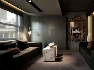 Living room by Sanchez y Delgado
