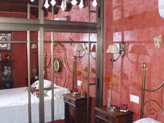 TRABAJOS VARIOS: Dormitorios de estilo  de Pinturas Molina