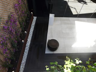 Fotos Patios Modern Terrace by Bondian Living Modern