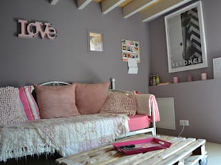 Courants Libres Teen bedroom