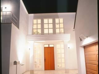 MA house | SANKAIDO: SANKAIDO | 株式会社 参會堂が手掛けた廊下 & 玄関です。