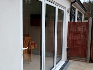 Single Storey Extension Butler Road Harrow London Building Renovation Patios & Decks