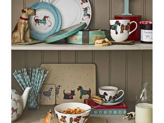 울스터위버스 KitchenCutlery, crockery & glassware