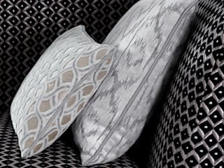 Emporio del Tessuto SalonesSofás y sillones Textil Negro