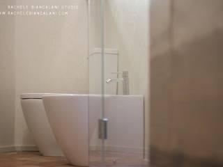 INDUSTRIAL STYLE - Vintage Style: Bagno in stile  di Rachele Biancalani Studio - Architecture & Design, Industrial