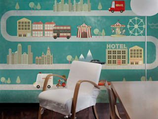 Classic style bedroom by House Frame Wallpaper & Fabrics Classic