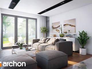 Salon moderne par ArchonHome.pl Moderne